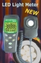 TM-209 LED Light Meter