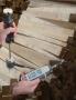 เครื่องวัดความชื้นในไม้และวัสดุก่อสร้าง DT-125G มีโพราบหลายแบบ H